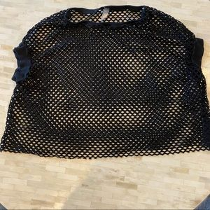 American Apparel Mesh Top